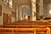English: Todtnau: Saint John the Baptist Church Deutsch: Todtnau: Pfarrkirche St. Johannes dem Täufer
