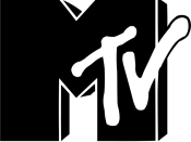 This is a logo for MTV.