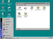 Windows NT 4.0 screenshot