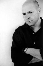 Record producer Simon Harris.