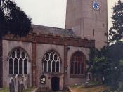 English: St Mary & St Gabriel, Stoke Gabriel, Devon