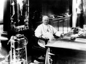 Pope Pius XI, who described Dominic Savio as