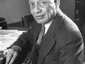 Locke circa 1946
