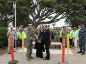 Fort Rosecrans National Cemetery Receives Two Bus Stops