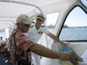 Jimmy Buffet navy