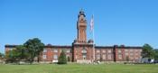 English: Building 1 at Naval Station Great Lakes, Illinois