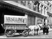 This image is from Vaseline company archives of various published materials.