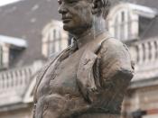 Statue of Ernest Bevin