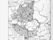 English: The Macedonians with the Slavs in Europe