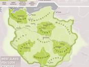English: West Slavs 9th-10th centuries