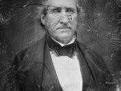 English: Thomas Hart Benton — Democratic Senator from Missouri, 1821-1851