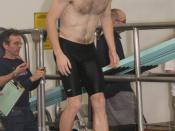 March 2008 Orca Swim Meet, at the Helene Madison Pool in Seattle, Washington