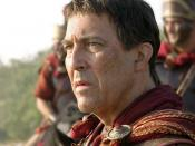 Ciarán Hinds as Gaius Julius Caesar