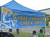 BOSS Military Spouses Appreciation Day - Free Vehicle Inspection - U.S. Army Garrison Humphreys, South Korea - 11 May 2012