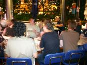 English: Lo-res image of the 2005-11-29 Wikipedia:Meetup/Melbourne post meeting dinner