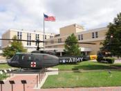 English: photo of Darnall Hospital, Fort Hood, TX