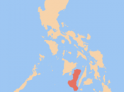 Location of Negros