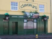 Cleary's, 128 Moseley Street, Highgate