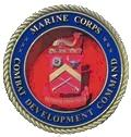 English: U.S. Marine Corps Combat Development Command (MCCDC) Seal