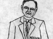 Orval Faubus, Governor of Arkansas