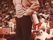English: Hubie Brown in 1981.