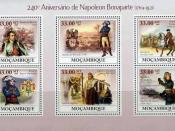 English: Napoleon. Series: 240th Birth Anniv of Napoleon Bonaparte