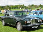 English: Bentley T2 near Biggleswade