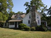 English: Laura Ingalls Wilder's Rocky Ridge Farm, Mansfield, MO