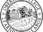 Oberlin College seal