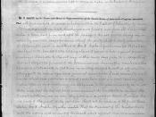 The District of Columbia Emancipation Act, Page 1