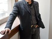 English: Historian of science and Skeptics Society founder Michael Shermer.