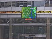 ABC 7 News Broadcast Center -- Rosslyn (VA) November 2012