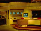 Washington - Television News Studio (1984)