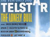 The Ventures Play Telstar and The Lonely Bull (January 1963)