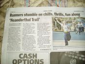 Neanderthal Run