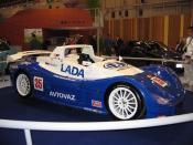 Lada Revolution op het Parijse autosalon van 2004. Eigen werk, vrij voor het publiek. Categorie:Afbeelding auto