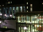 Coffman Memorial Union, University of Minnesota, Minneapolis Image is cropped.