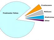World inland fisheries capture 2007 based on FAO data