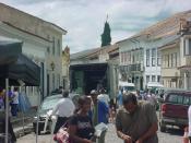 Português: A cidade histórica de São João del Rei serviu de cenário para o filme Uma Professora Muito Maluquinha. As cenas foram rodadas no período de março a abril de 2009. O making of deste filme foi publicado na internet em tempo recorde. Antes mesmo d