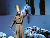 Kenneth Tarver as Belshazzar-Staatsoper Unter den Linden