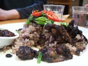 Jerk Chicken with Rice and Kidney Beans - Babble On Babylon