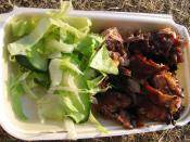 Jerk chicken as served july 05