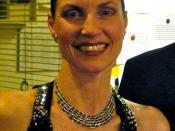English: Tango Dancer Nicole Nau in 2010 Deutsch: Portrait der Tangotänzerin Nicole Nau im Jahre 2010