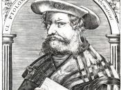 Claudius Ptolemäus, Picture of 16th century book frontispiece