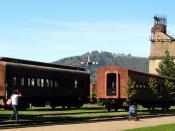 Pablo Neruda Railway Museum, Temuco, Chile