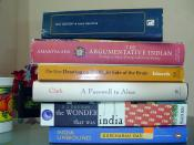 The spine of the book is an important aspect in book design, especially in cover design. When the books are stacked up or stored in a shelf, what's on the spine is the only visible information about the book. In a book store, the details on the spine are