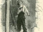 Gavroche, character by Les Misérables