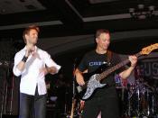 The Lt. Dan Band rocks USAG-Humphreys