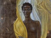 Deutsch: Alesandrion, Portrait von Waris Dirie
