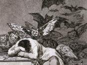 The sleep of reason produces monsters